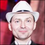 Na zdjęciu Piotr Chlebek